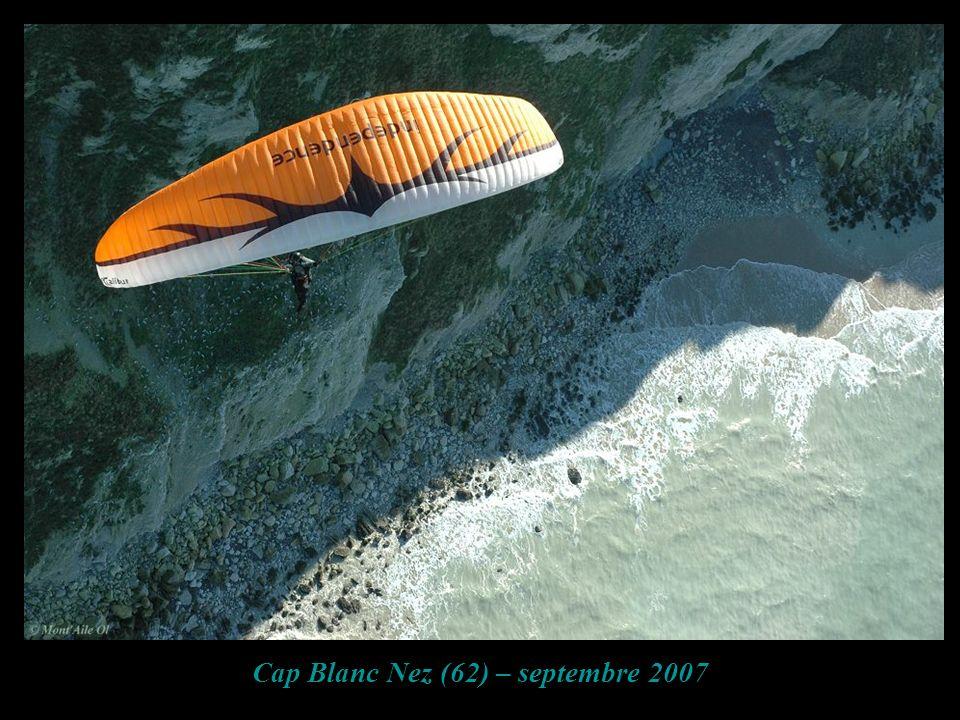 Cap Blanc Nez (62) – septembre 2007