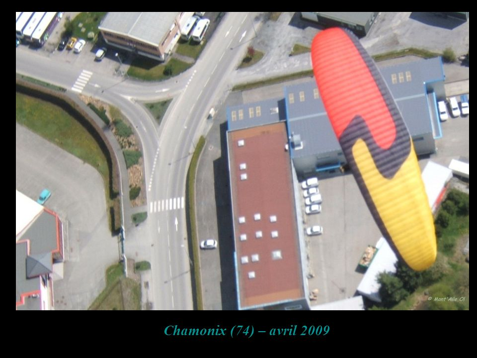 Arcy sur Cure (89) – avril 2003