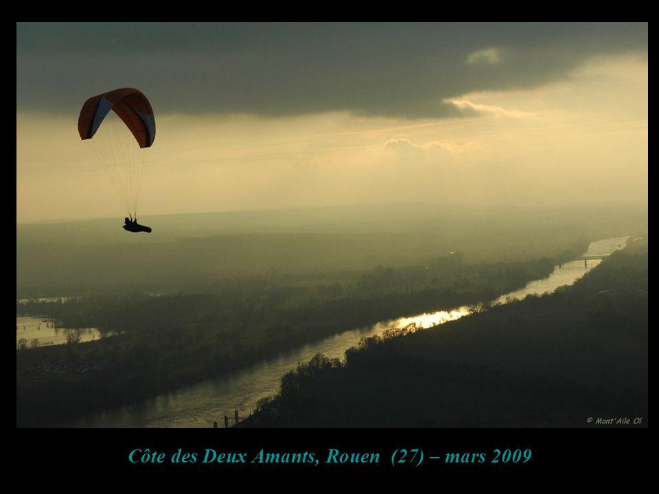 Serre Ponçon (05) – mai 2007