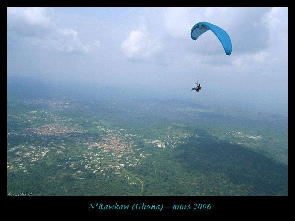 NKawkaw (Ghana) – mars 2006