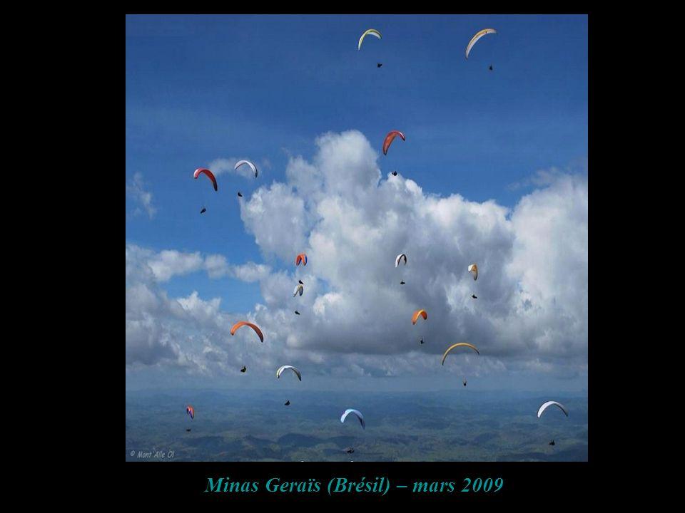 Minas Geraïs (Brésil) – mars 2009