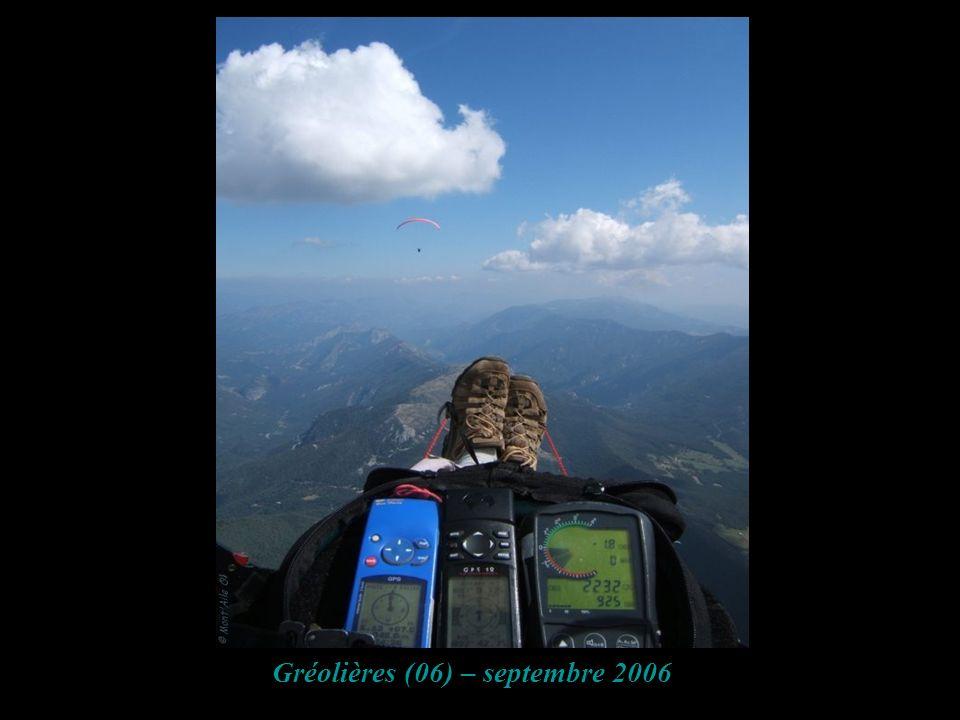 Gréolières (06) – septembre 2006