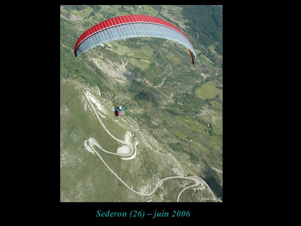 Sederon (26) – juin 2006
