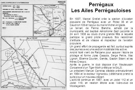 Né en 1898 à Reims, Marcel Grellet arrive à Perrégaux en 1930 où il devient agriculteur et industriel en huile dolives.