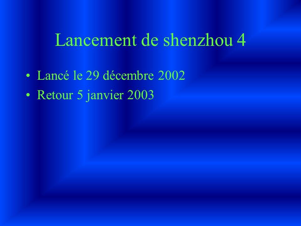 Shenzhou 4