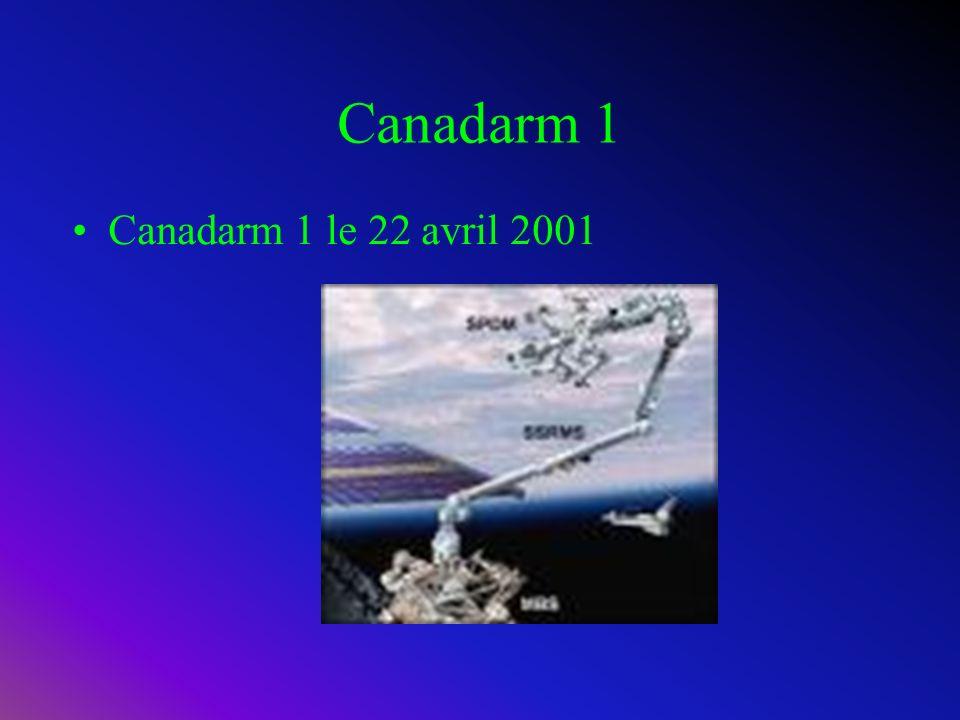 Radarsat Le radarsat en 1995