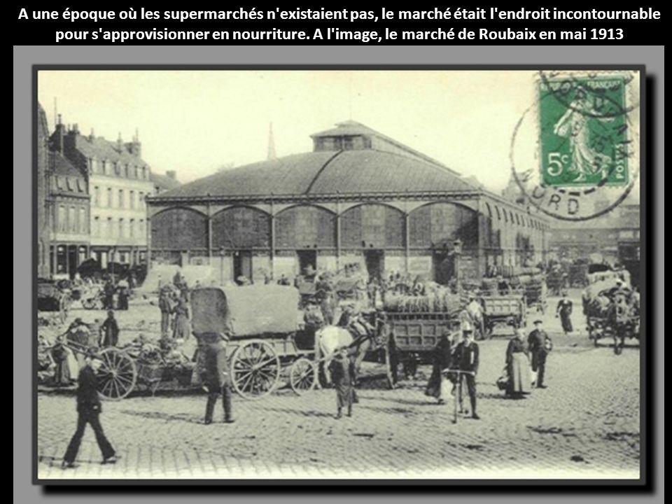 En 1910, la Foire du Trône se tenait encore à l'emplacement de l'actuelle place de la Nation. C'est en 1965 que la célèbre fête foraine a rejoint les