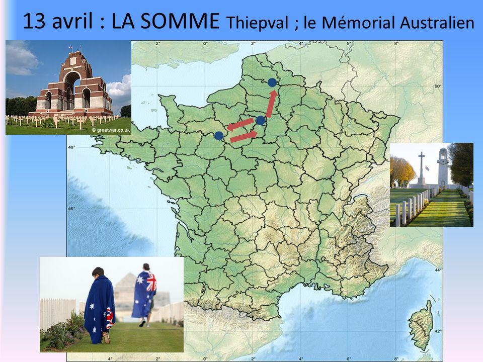 6-13 avril : PARIS (en familles)