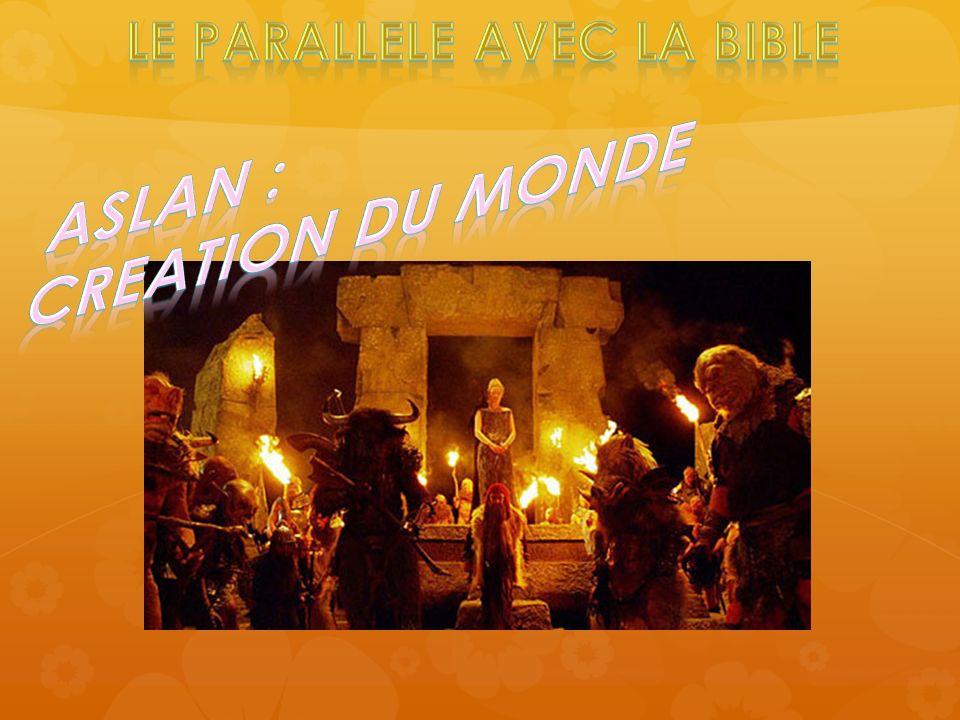 Le Lion, La sorcière blanche et larmoire magique Sortie : 2005 Réalisateur : Adrew Adamson Le prince Caspian Sortie : 2008 Réalisateur : Adrew Adamson