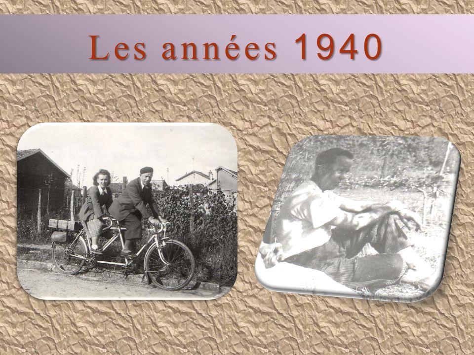 Les a aa années 1 11 1940