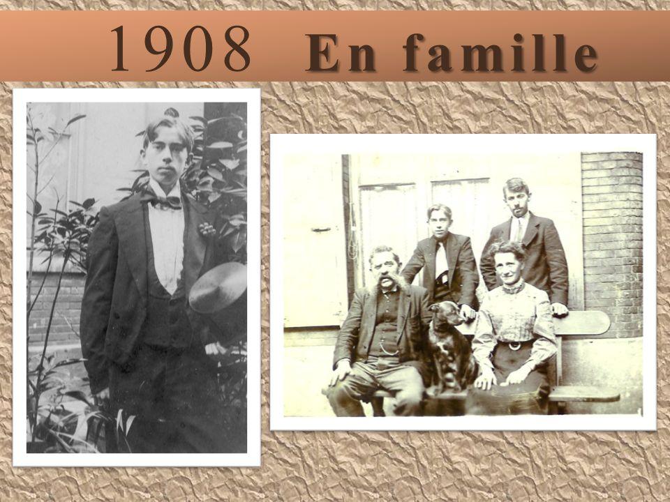 En famille 1908 En famille