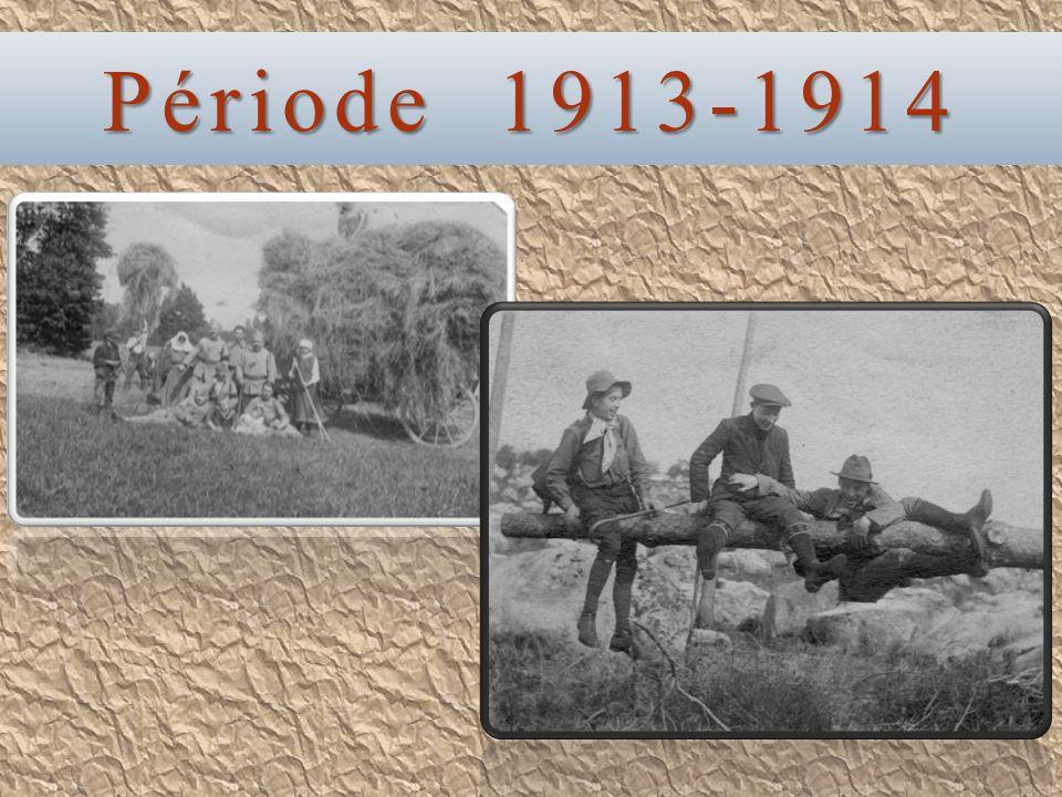 Période 1913-1914