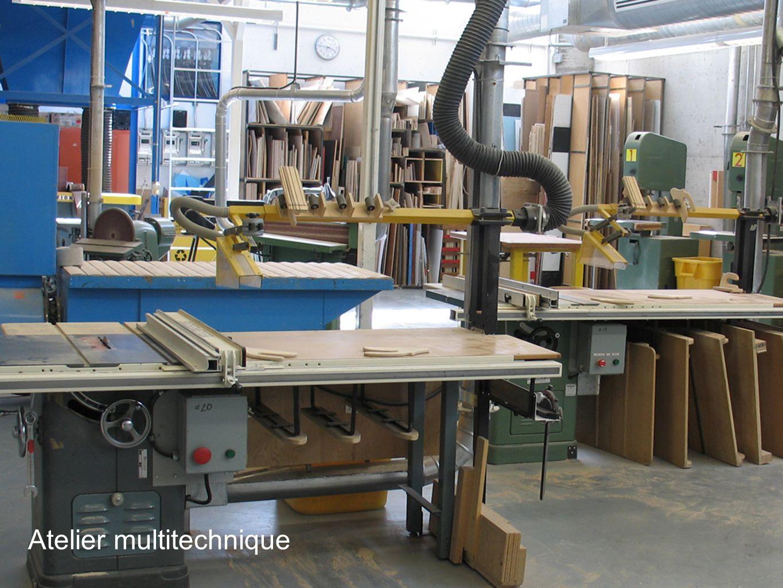 Atelier multitechnique