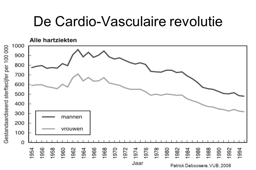 De Cardio-Vasculaire revolutie Patrick Deboosere, VUB, 2008