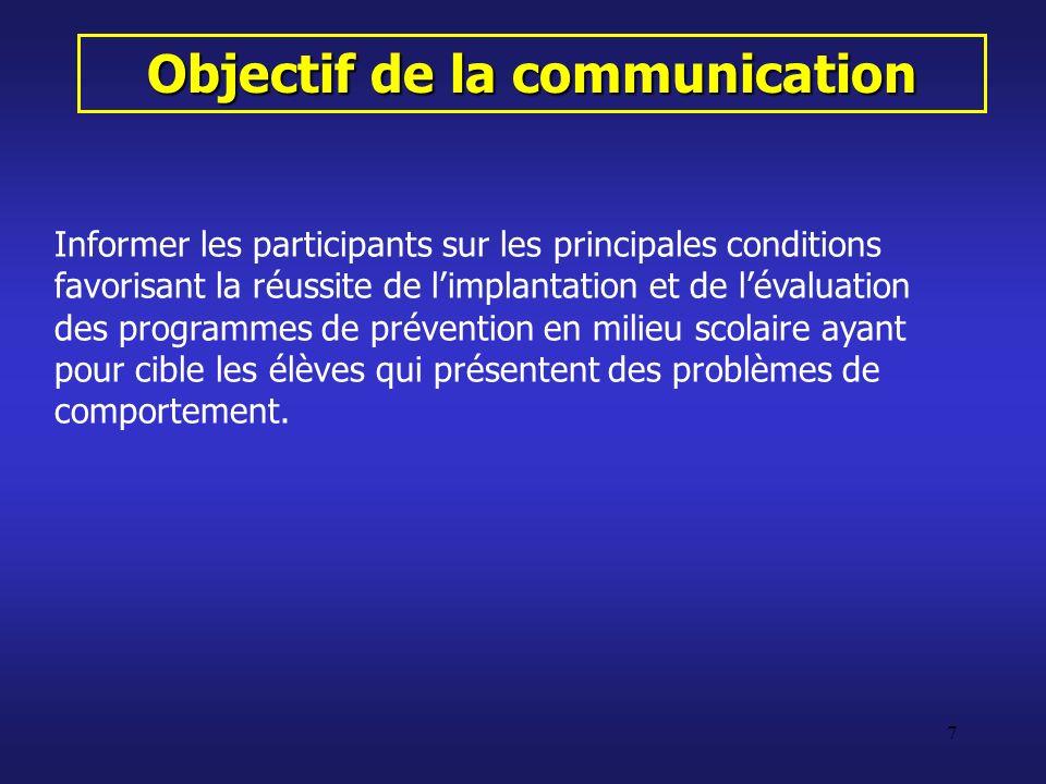 38 Références LeBlanc, M.(1995).