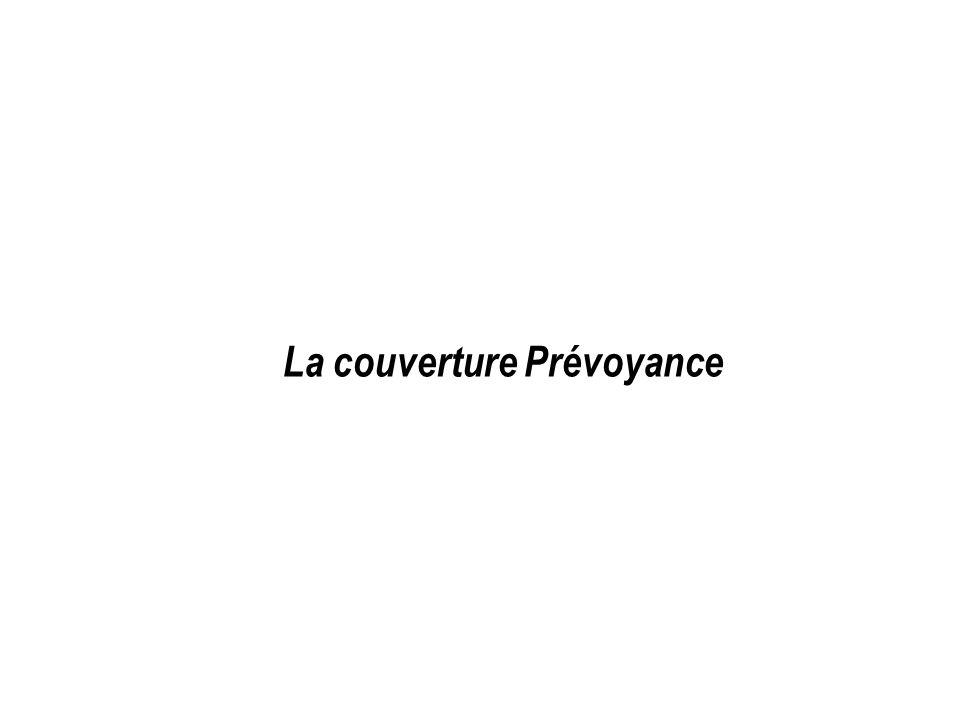 La couverture Prévoyance