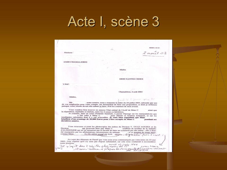Acte I, scène 3