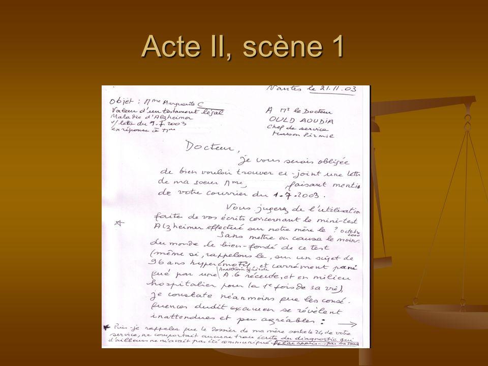 Acte II, scène 1