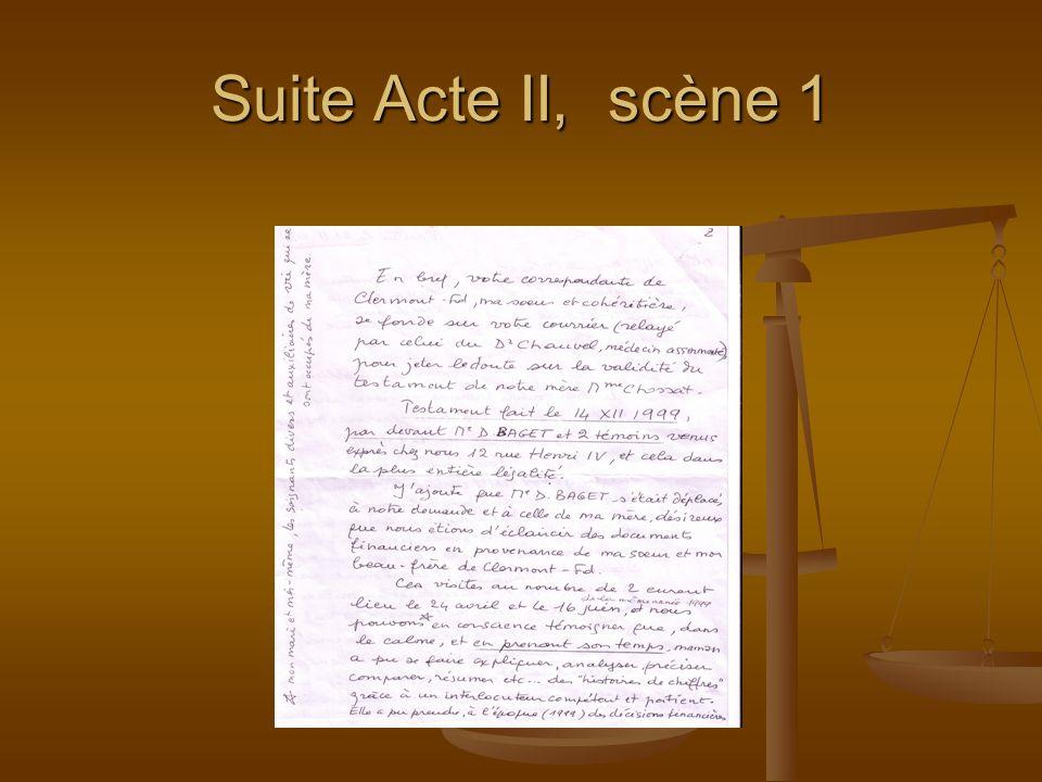 Suite Acte II, scène 1