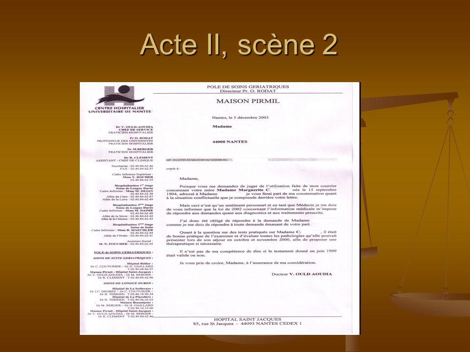 Acte II, scène 2 Acte II, scène 2