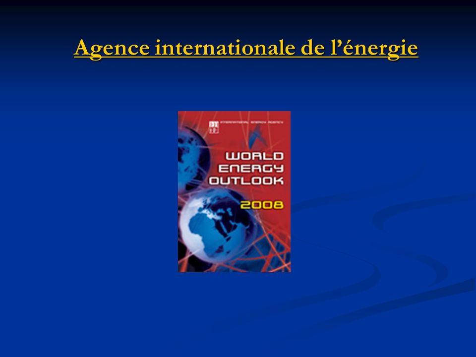 Agence internationale de lénergie