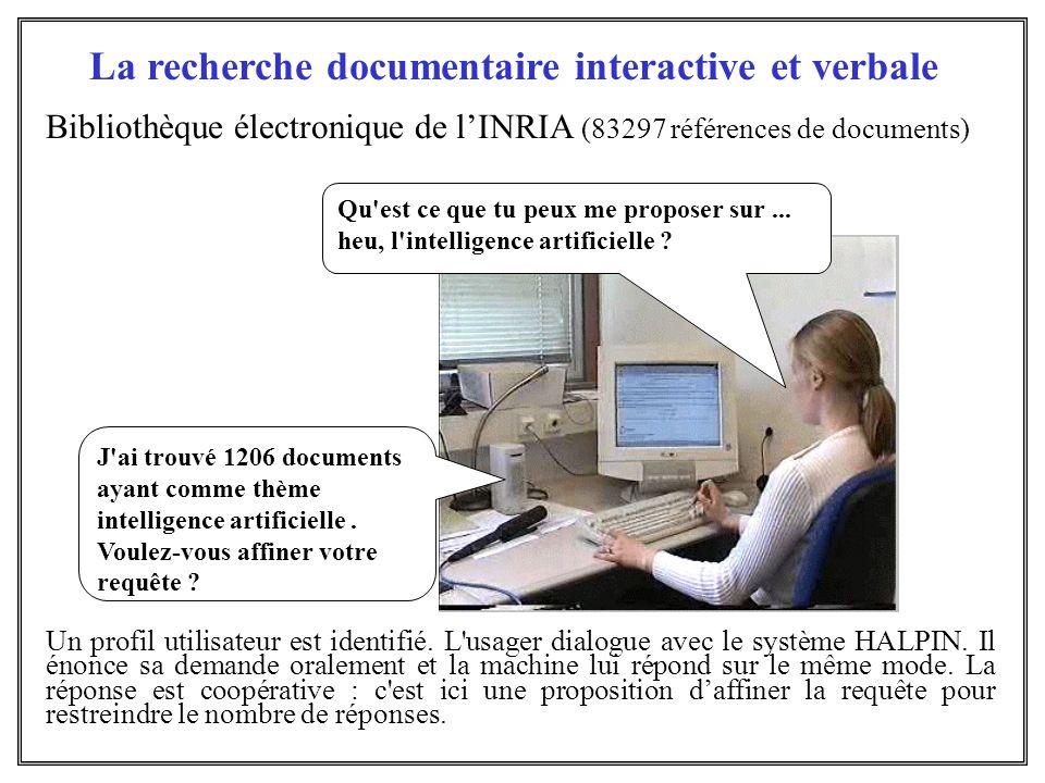 J'ai trouvé 1206 documents ayant comme thème intelligence artificielle. Voulez-vous affiner votre requête ? Qu'est ce que tu peux me proposer sur... h