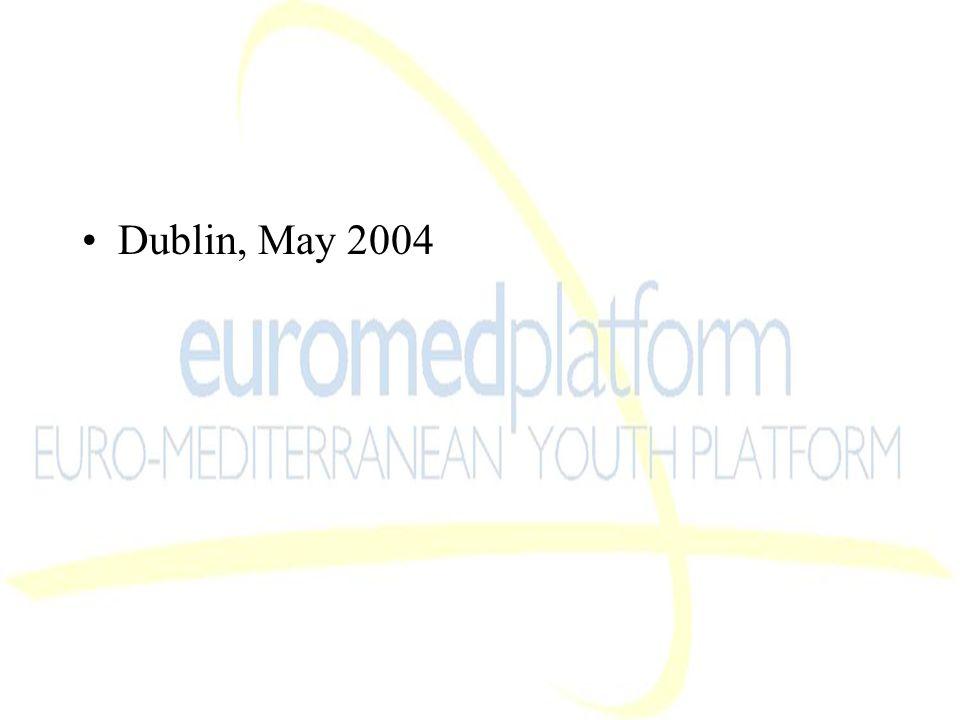 Dublin, May 2004