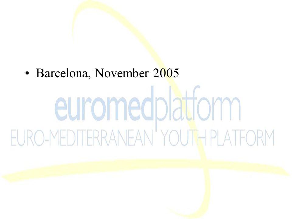 Barcelona, November 2005