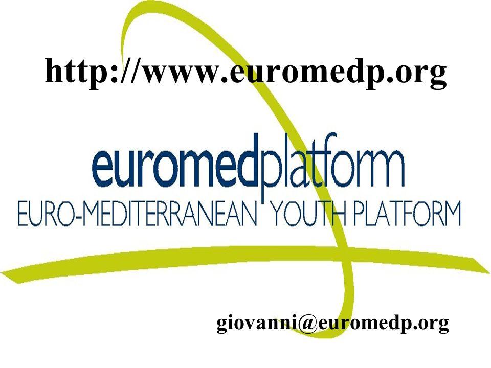 http://www.euromedp.org giovanni@euromedp.org