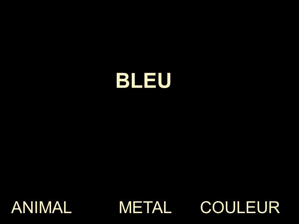 ANIMAL METAL COULEUR BRONZE