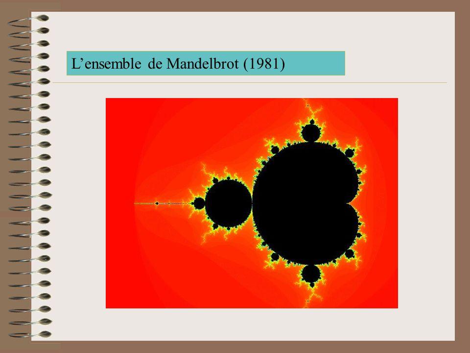 A propos des belles images fractales générées par des transformations. Cest beau les maths!!