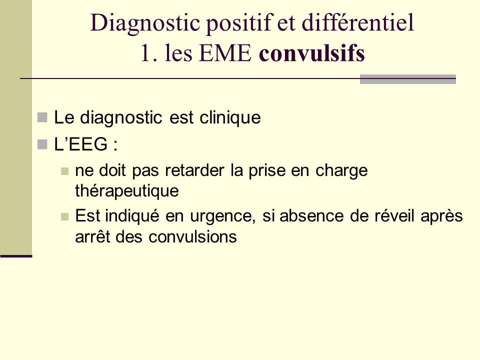 Diagnostic positif et différentiel 1.