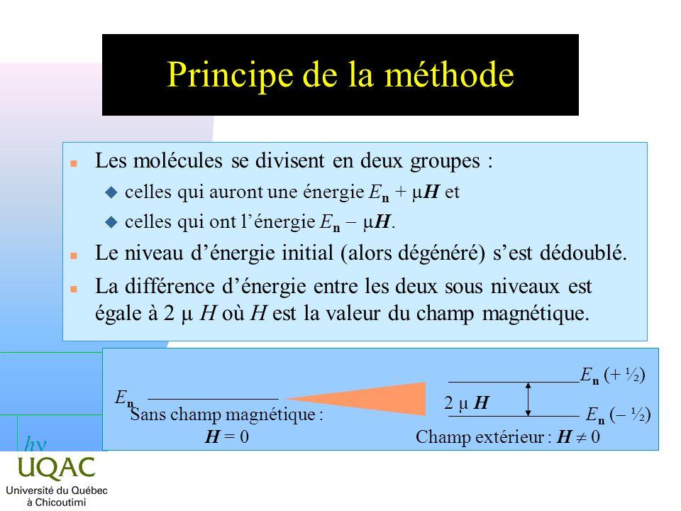 h E = h ; [E] J s s 1 J La perméabilité magnétique du vide est 0 [ 0 ] kg·m·s 2 ·A 2 N·A 2 Linduction magnétique B = 0 H et [B] [ 0 H] T (tesla) kg·s 1 ·Q 1 [B] kg·s 2 ·A 1 V·s·m 2 Le champ magnétique H B/ 0 [H] ampère/mètre Le produit B H est une énergie kg·m 2 ·s 2 B kg·m 2 ·s 2 ·m ·A 1 kg·m 1 ·s 2 ·A 1 N·A 1 Les unités