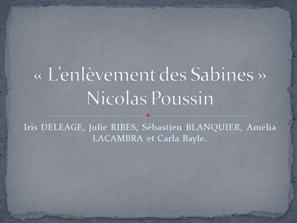 Iris DELEAGE, Julie RIBES, Sébastien BLANQUIER, Amélia LACAMBRA et Carla Bayle.