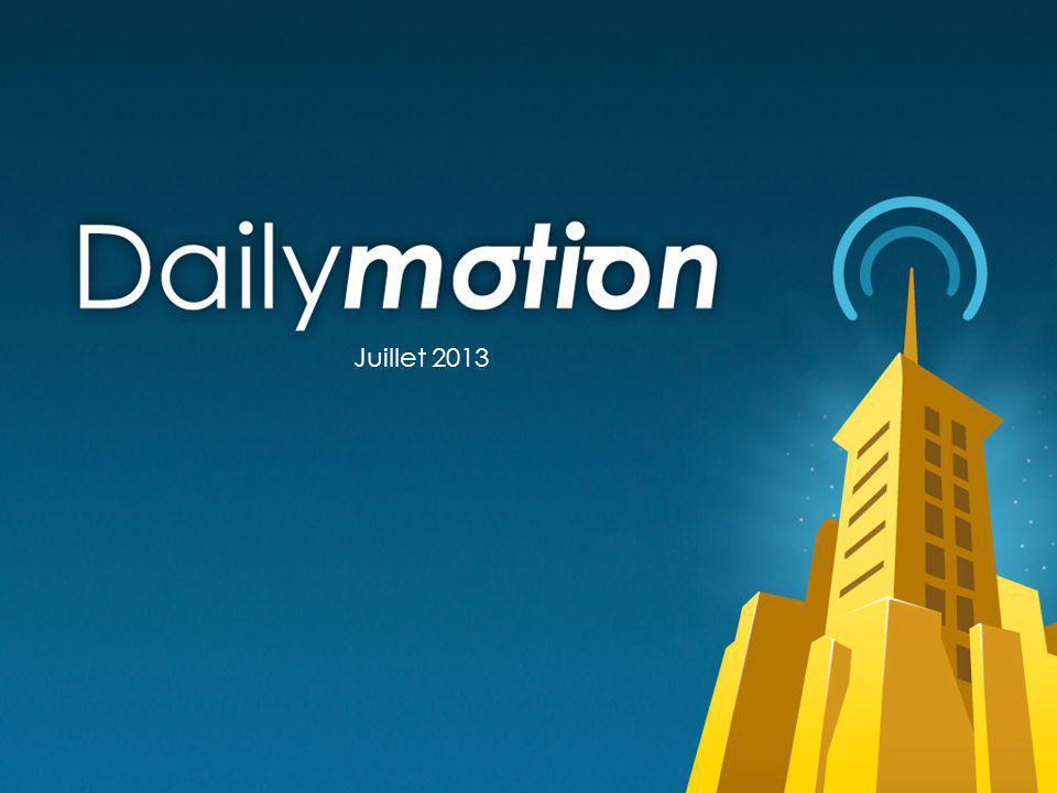 2 Des chiffres .115 millions de visiteurs uniques par mois dont 15% en France.