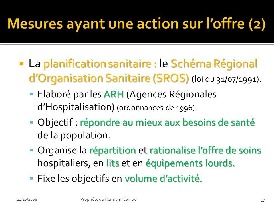 planification sanitaire : Schéma Régional dOrganisation Sanitaire (SROS) La planification sanitaire : le Schéma Régional dOrganisation Sanitaire (SROS) (loi du 31/07/1991).