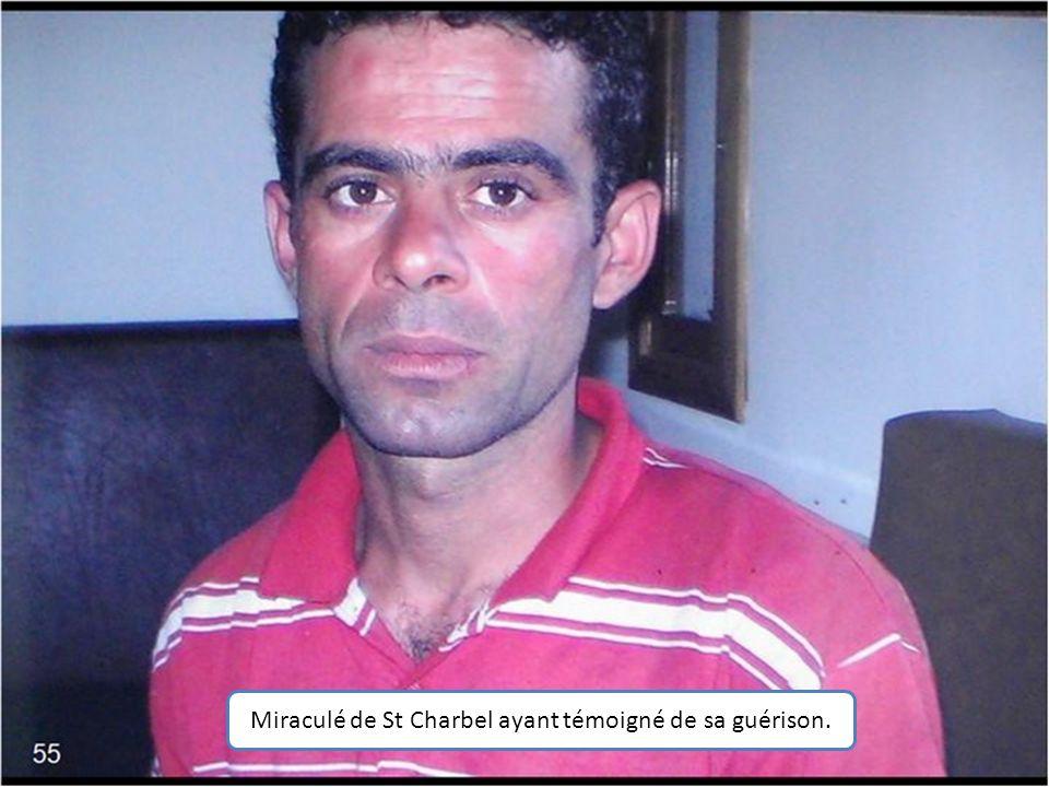 Chapitre 2 Les Miraculés au Liban, en Syrie et ailleurs dans le monde.