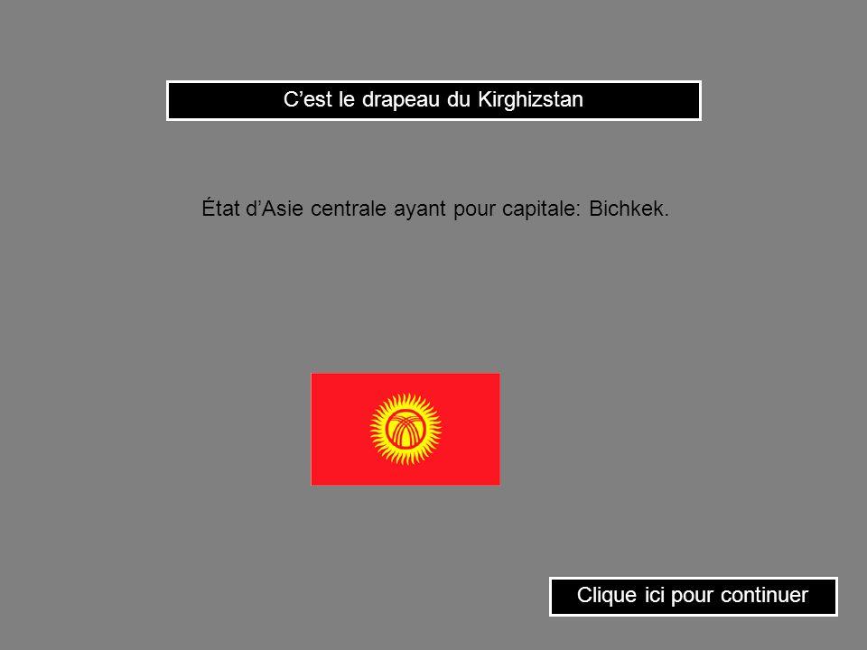 Cest le drapeau dHaïti État dAmérique centrale ( dans lîle dHaïti) ayant pour capitale: Port-au-Prince. Clique ici pour continuer