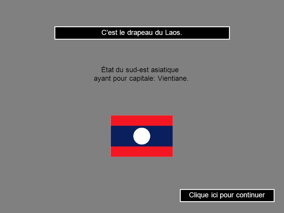 Clique sur le drapeau du Japon. État dExtrème-Orient ayant pour capitale: Tōkyō.