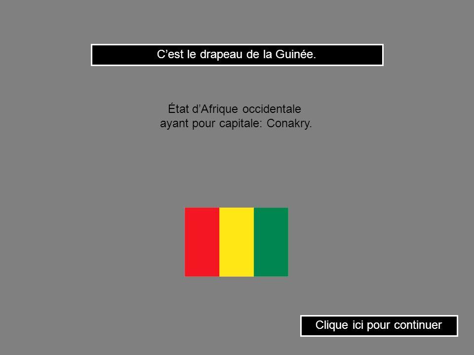 Clique sur le drapeau de la Belgique. État dEurope occidentale ayant pour capitale: Bruxelles.