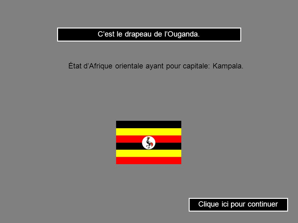 Clique sur le drapeau de lAllemagne. État dEurope ayant pour capitale: Berlin.