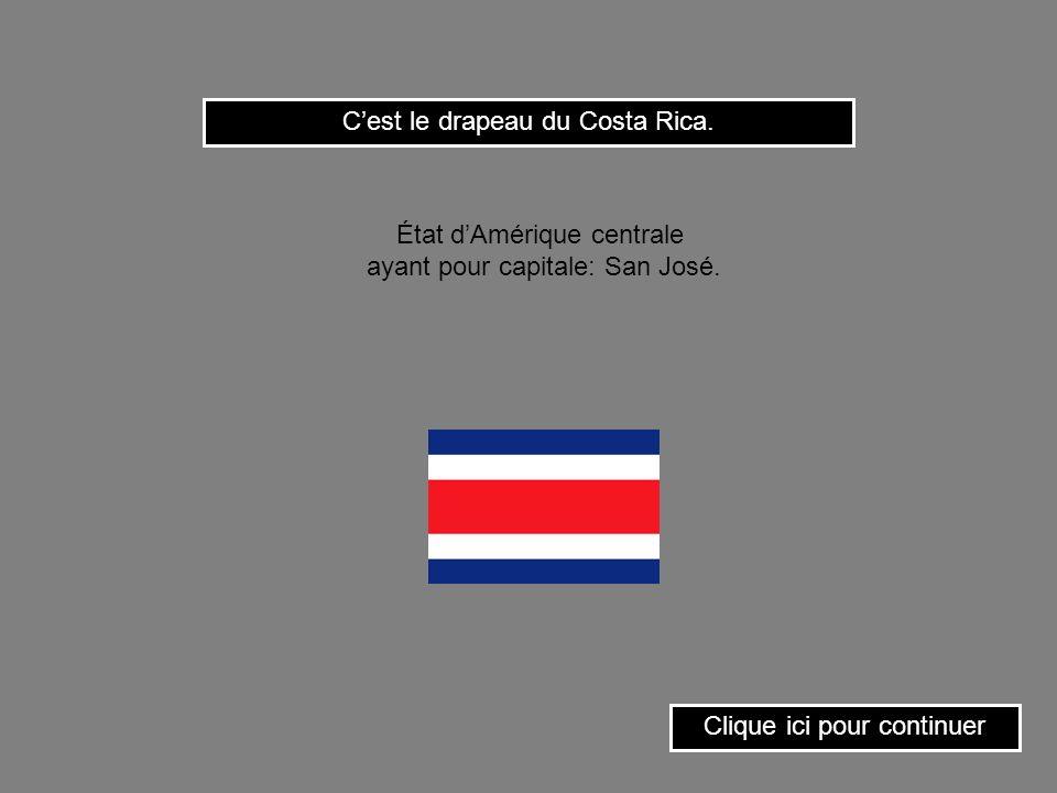 Cest le drapeau des Pays-Bas. Clique ici pour continuer Drapeau déjà vu !