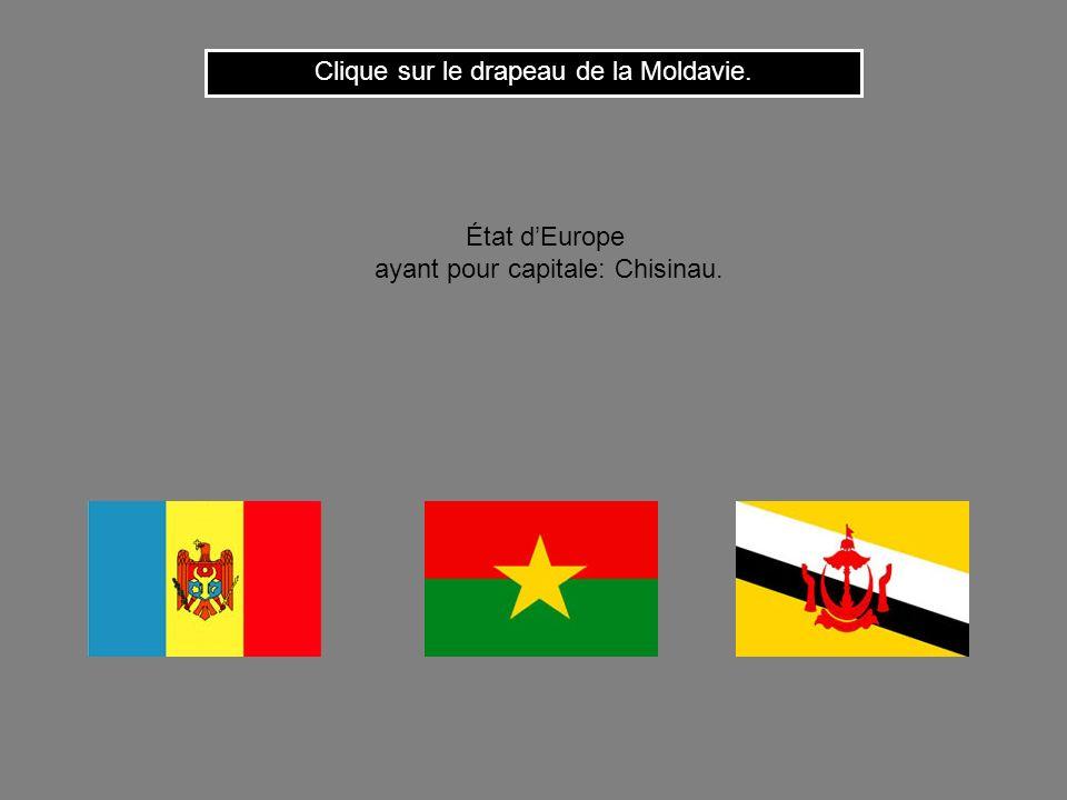 Cest le drapeau du Canada. Clique ici pour continuer État dAmérique du nord ayant pour capitale: Ottawa.