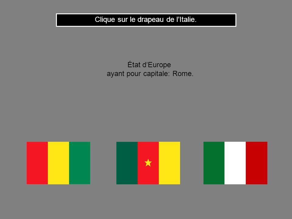 Cest le drapeau de la Chypre. Clique ici pour continuer État insulaire de la Méditerranée ayant pour capitale: Nicosie.