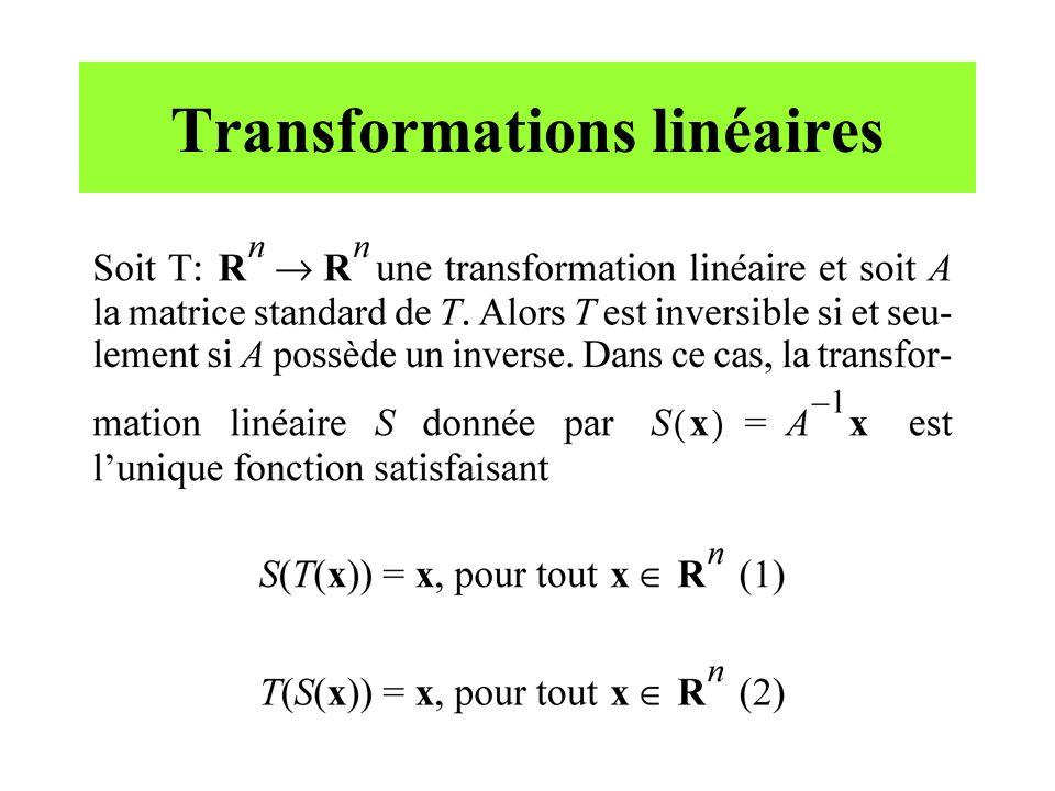 4b -Matrices bloc Jusquà maintenant, nous avons considéré une matrice comme étant un ensemble de vecteurs colonne.