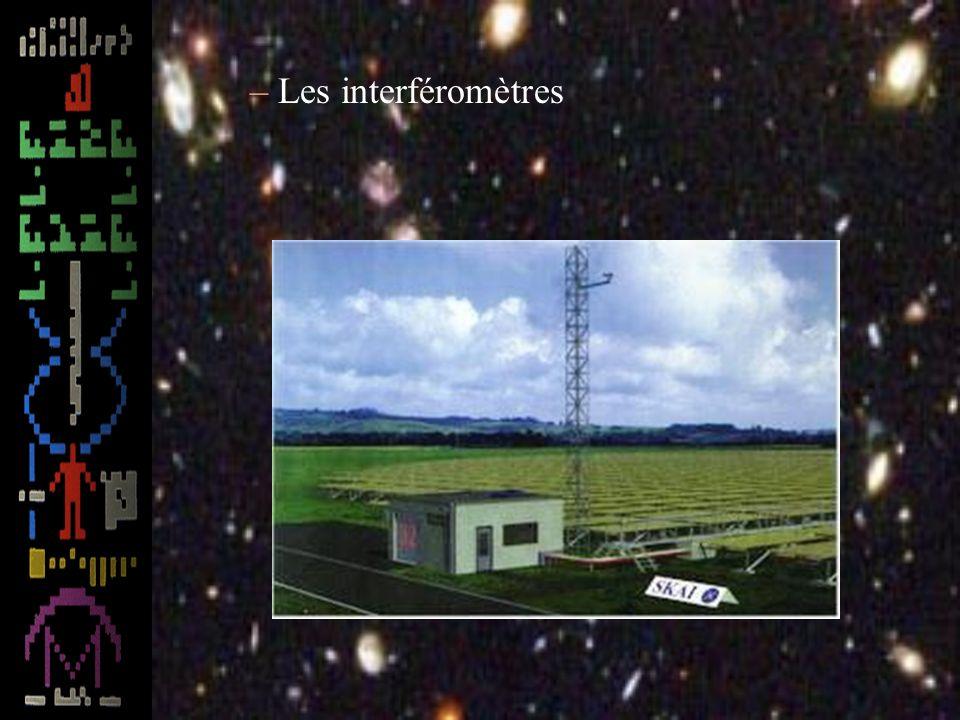 n Comment écouter le ciel ? –Les radio-télescopes
