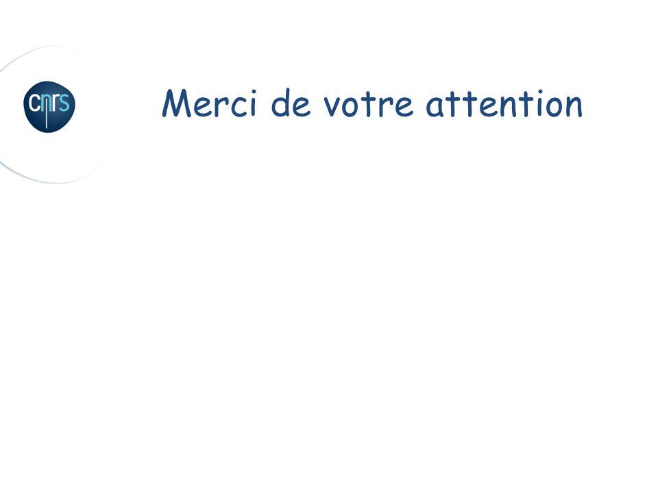 9 Réunion gestionnaires 22 Octobre 2009 Merci de votre attention