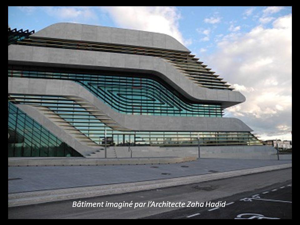 Cité des Savoirs et, du Sport pour tous. Quartier de La Paillade Montpellier Inauguré le 13 Septembre 2012