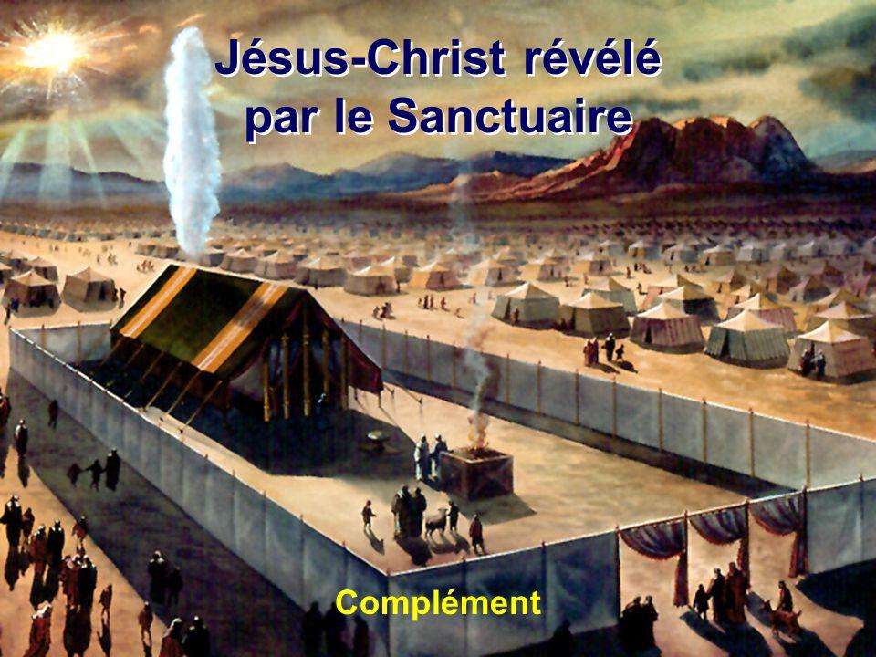 Jésus-Christ révélé par le Sanctuaire Jésus-Christ révélé par le Sanctuaire