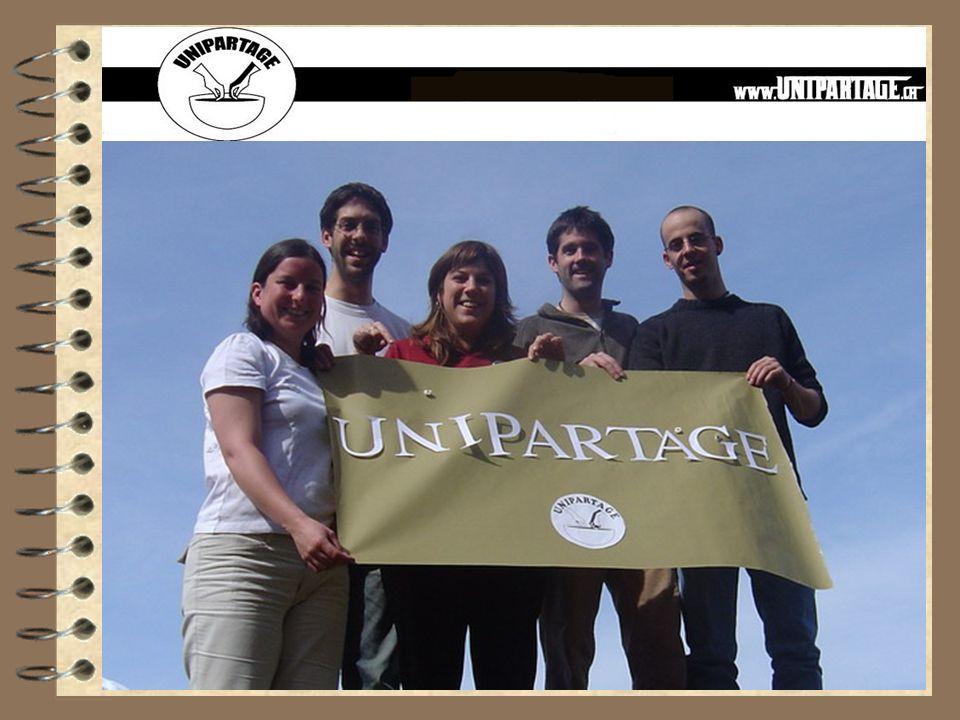 Unipartage a mis sur pied un système de parrainage : d écoliers, d élèves et d apprentis burkinabés.